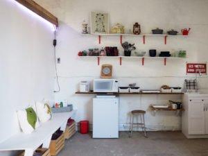 Forest Loft Kitchen